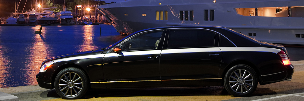 Maybach Geneva Limo